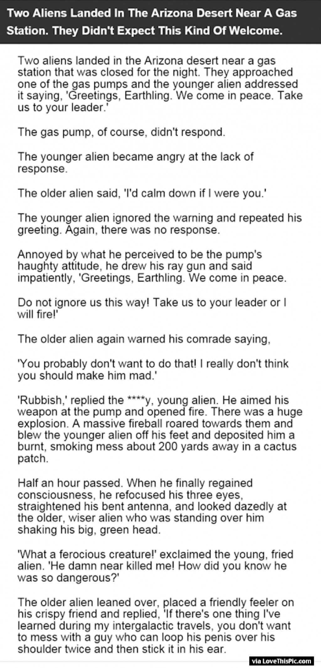 002 Essay On Aliens In Earth Marvelous Large