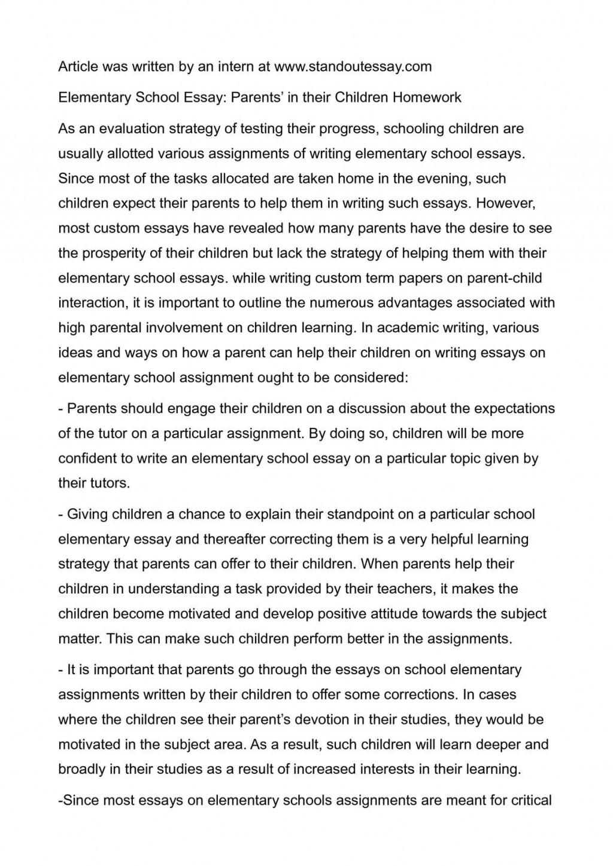 002 Essay On Children P1 Rare Children's Day In Kannada Telugu Large