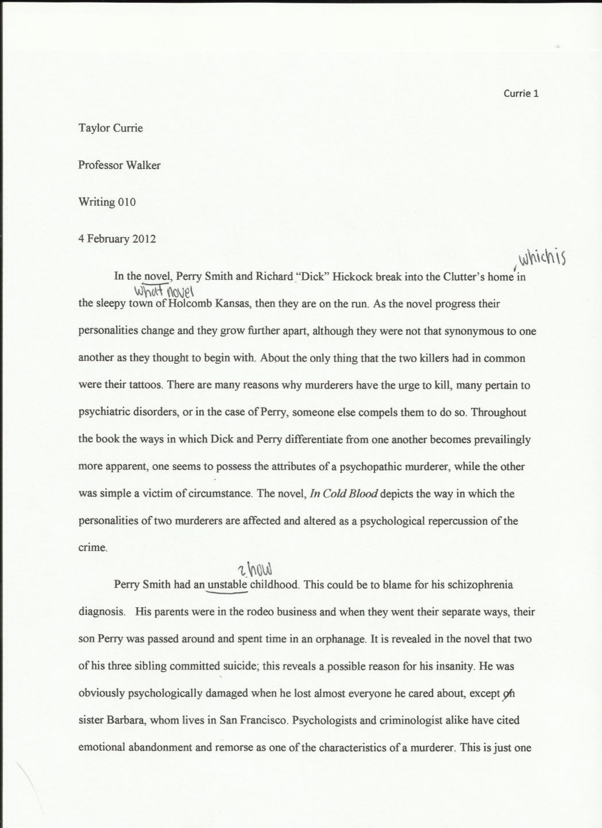 002 Essay On Decision Making In Cold Blood Essays Simple Writing Topics With Answers Draft 1048x1441 Singular And Our Body Hindi Titles Donation Camp School 1920
