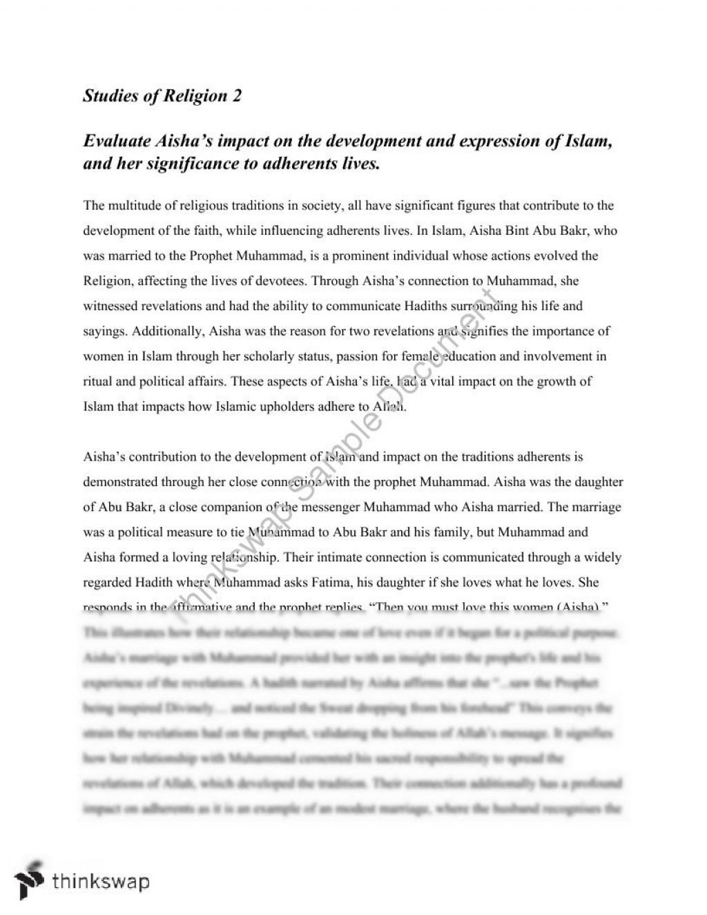 002 Essay On Islam Example 71449 Aisha Fadded41 Awful Persuasive Islamophobia My City Islamabad In Urdu Religion Hindi Large