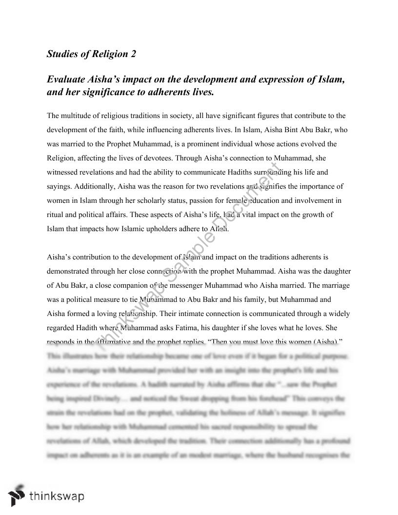 002 Essay On Islam Example 71449 Aisha Fadded41 Awful Persuasive Islamophobia My City Islamabad In Urdu Religion Hindi Full