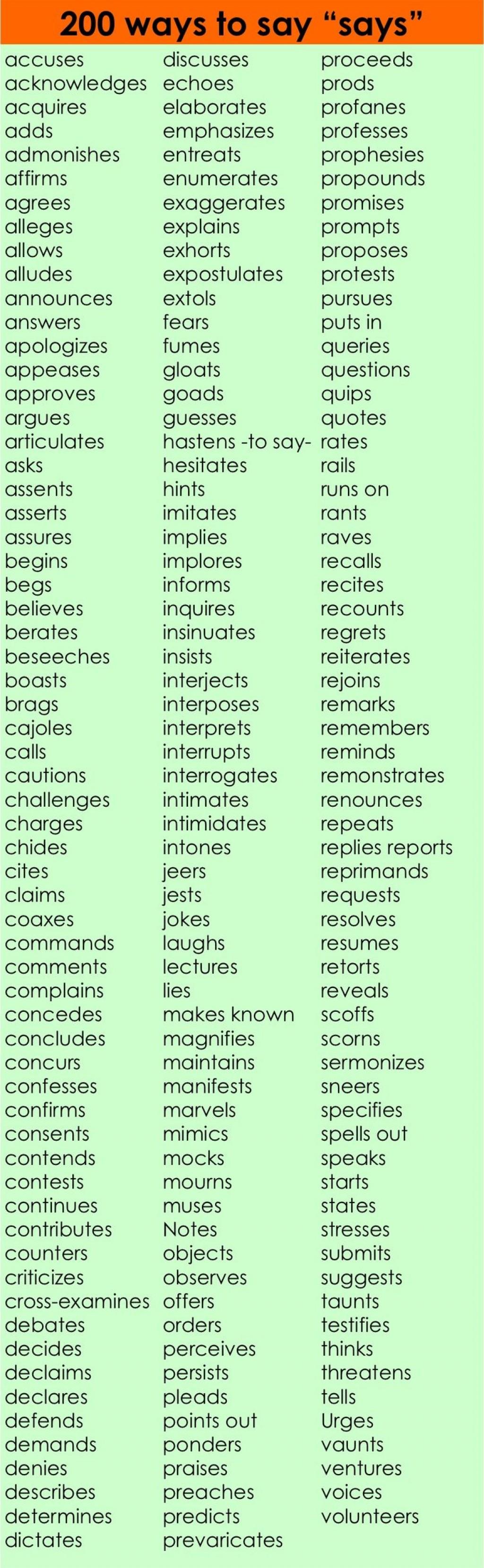 002 Essay Vocabulary Enhancer Fantastic Free Large