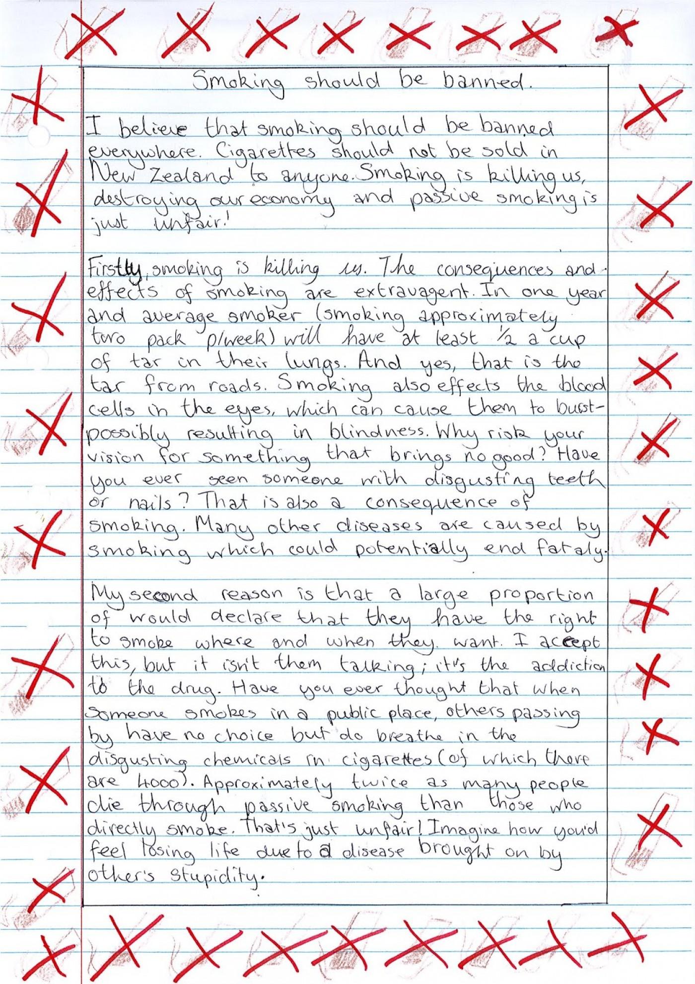 002 Examination Should Abolished Essay Example Smoklng1 Surprising Be Public At School Level Not 1400