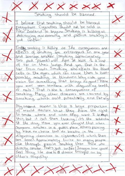 002 Examination Should Abolished Essay Example Smoklng1 Surprising Be Public At School Level Not 480