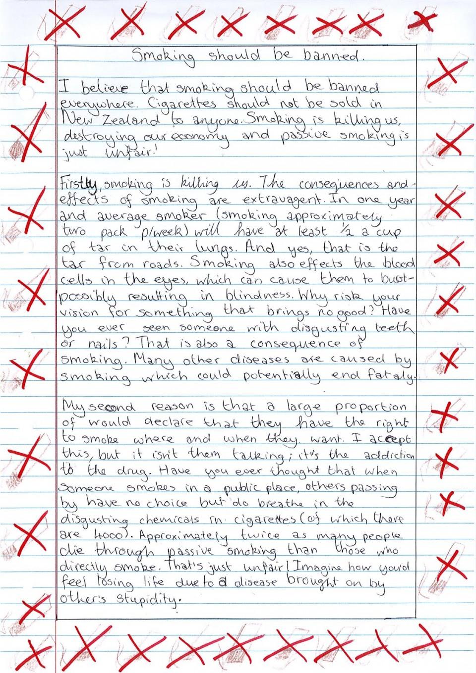 002 Examination Should Abolished Essay Example Smoklng1 Surprising Be Public At School Level Not 960