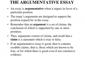 002 Example Of Argumentative Essay Conclusion Ways To Write For Beautiful Introduction Body And 320