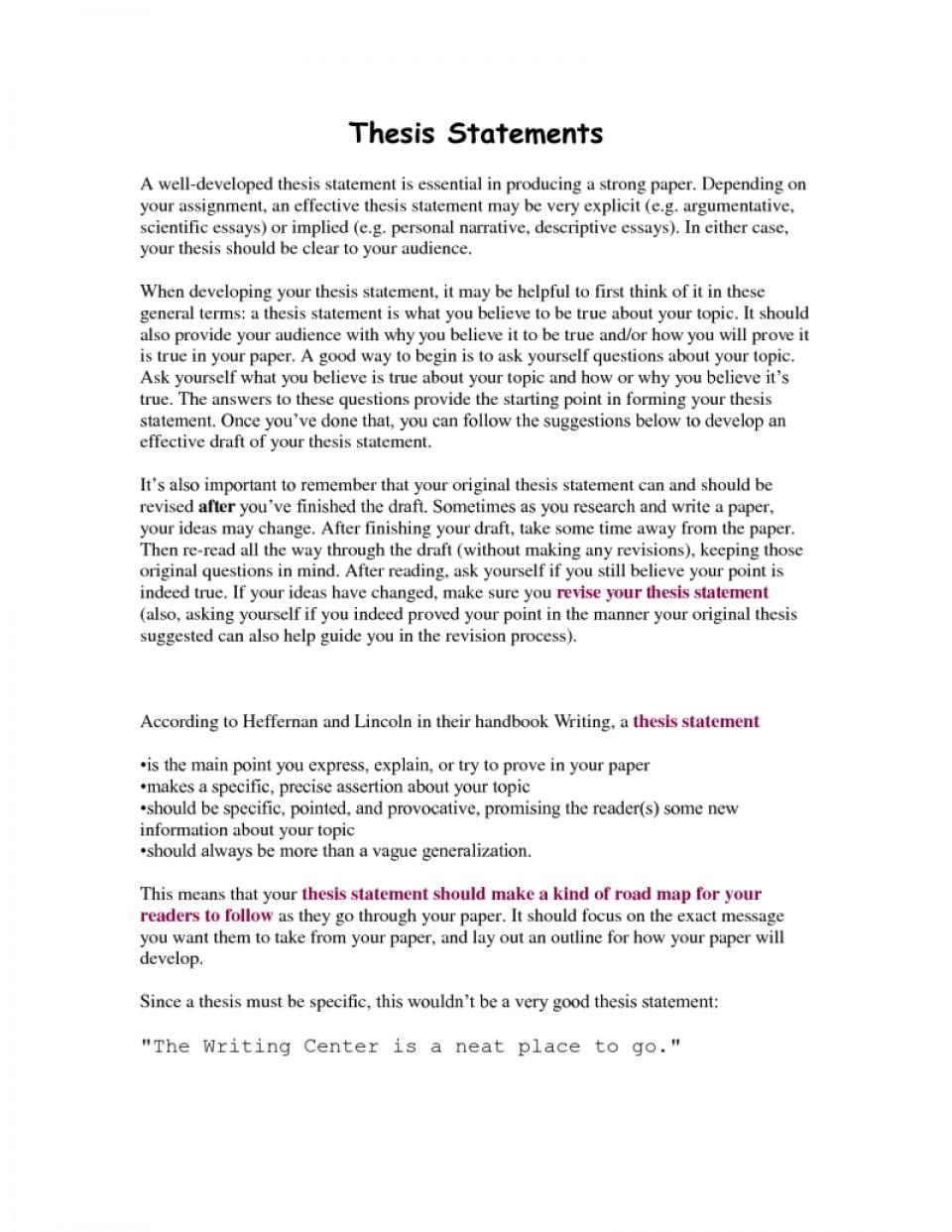 College essays standardized testing