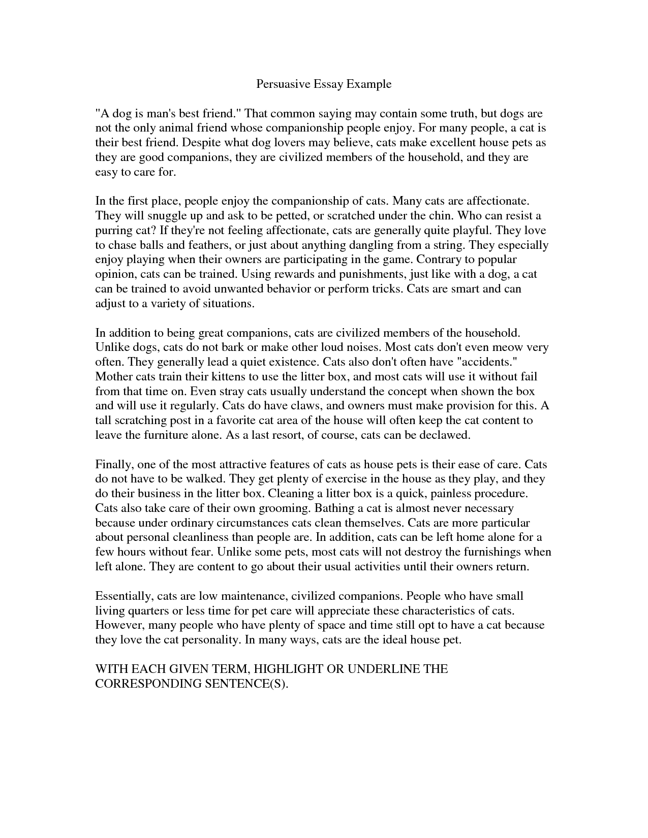 002 Example Persuasive Unbelievable Essay Topics High School About Bullying Outline Full