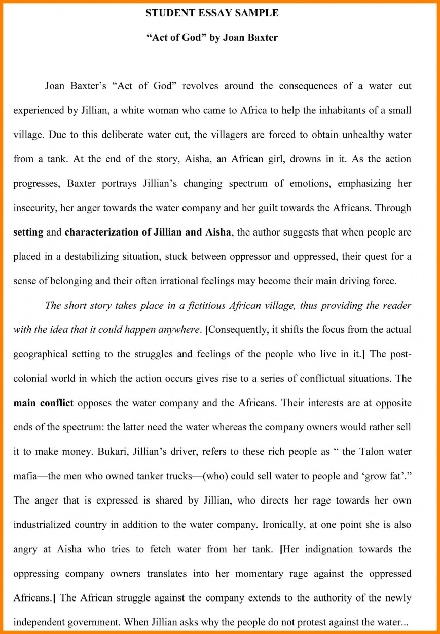 002 Examples Of Process Essays Pdf Essay Example College St Paper Sample Samples Ielts Topics How To Bake Cake Processchronological Stupendous Photo Tagalog About Family Ideas