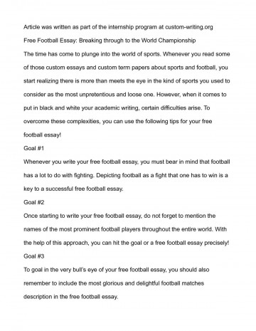 002 Football Essay P1 Exceptional My Favorite Game In Marathi Related Discursive Topics Hindi Wikipedia 360