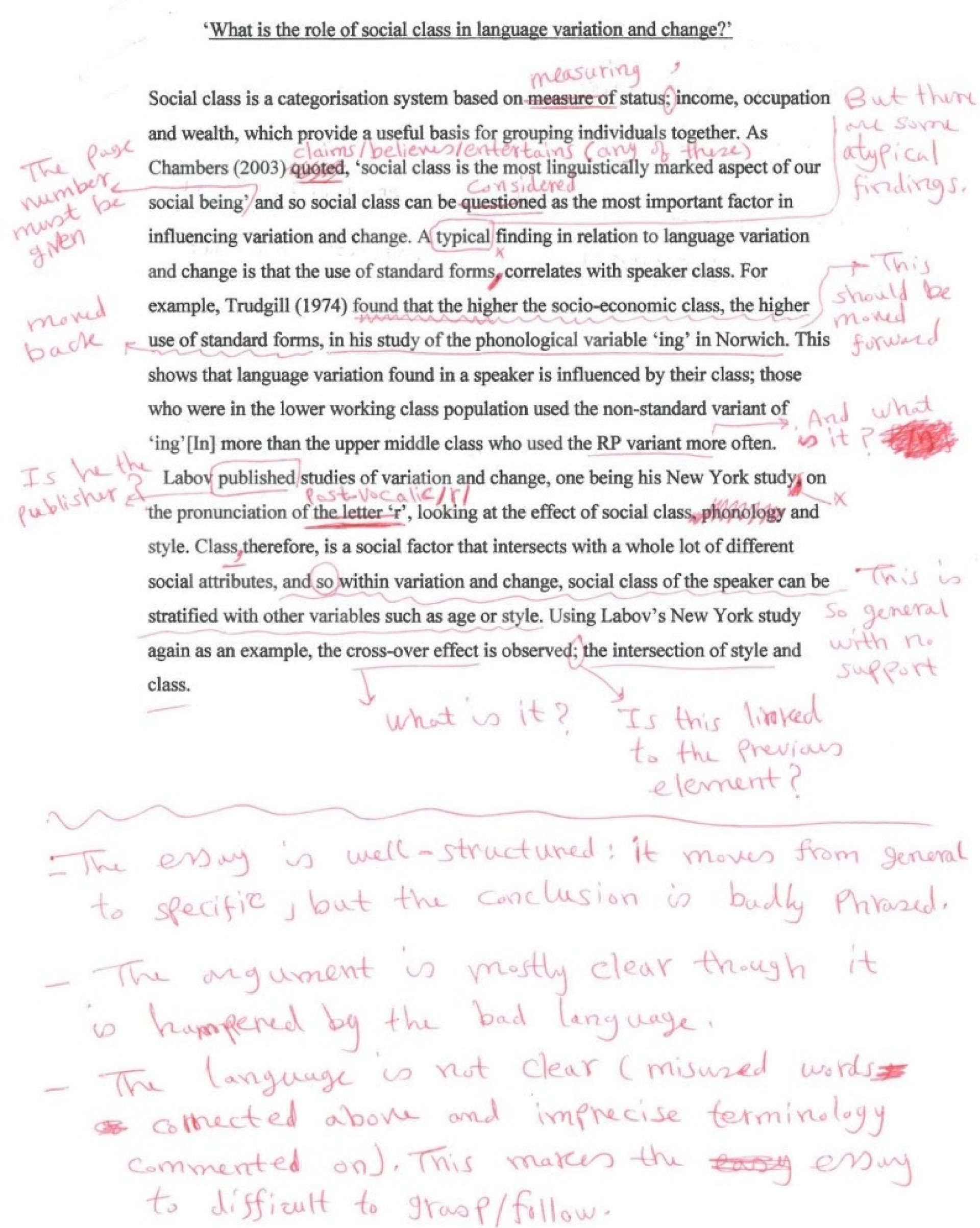 002 Form1a Essay Example About Learning From Fascinating Mistakes My Your 1920