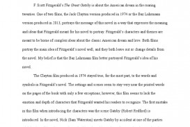 002 Great Gatsby American Dream Essay Example The Argument Scott Fitzgerald Argumentative Research About Is Attainable Prompt Still Alive Topics On Fantastic Conclusion Pdf Free