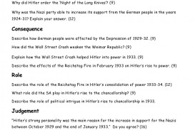 002 Hitlers Rise To Power Essay Furtherquestions2 Hitlersriseandconsolidationofpower Phpapp01 Thumbnail Impressive Hitler's Free Reasons For 1933
