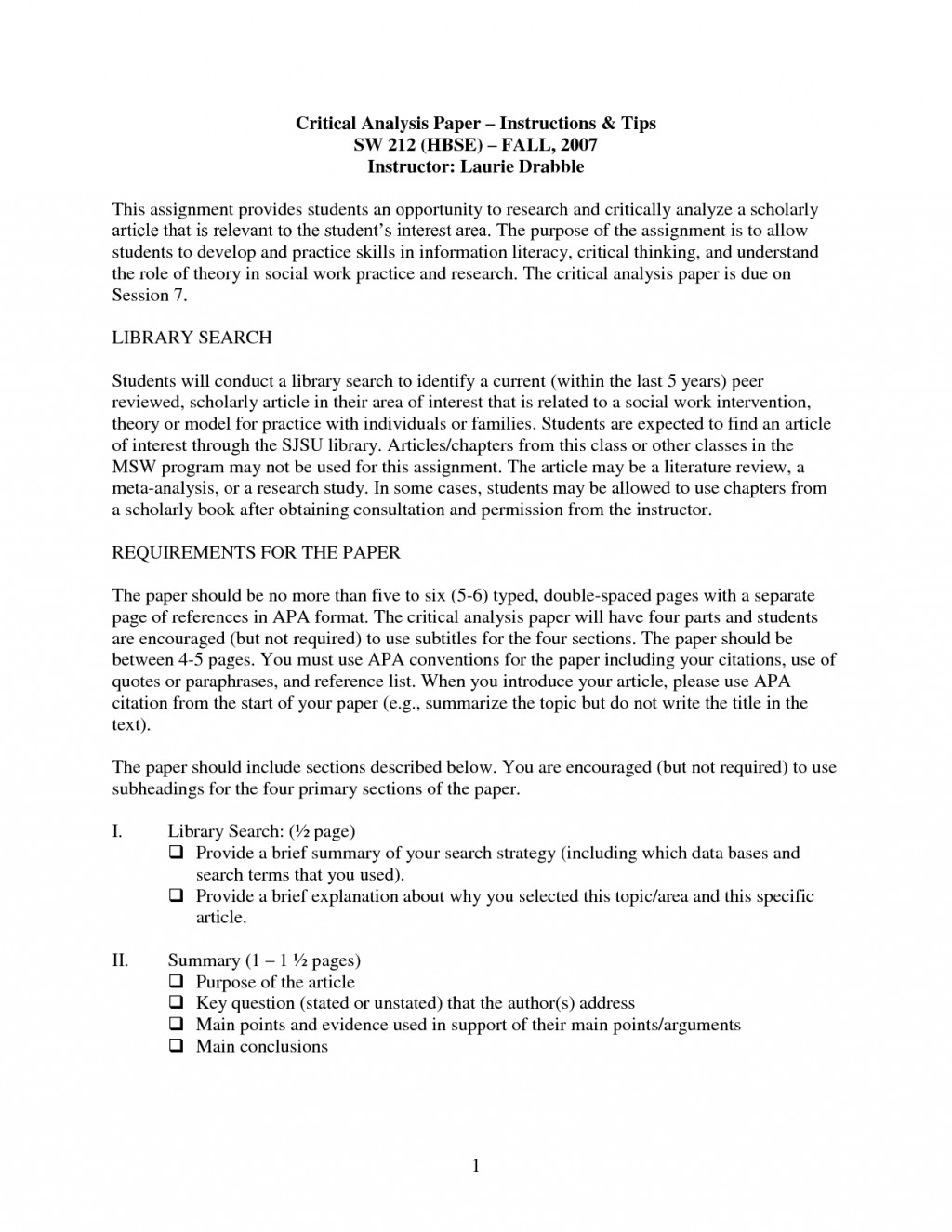 002 How To Begin Critical Essay Example Analysis Paper Literary Research Write Movie Review Sample Qaky0 Film Evaluation Amazing A Structure Response Large