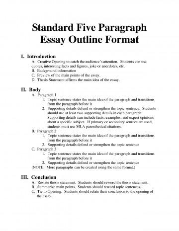 002 How To Do An Outline For Essay Example Astounding Write A Formal Argumentative Create Persuasive Make Informative 360