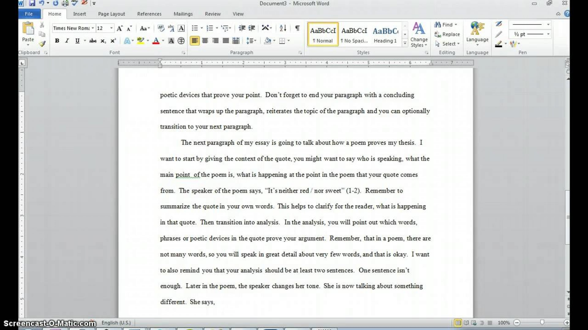 002 How To Quote Poem In An Essay Example Best A Lines From Mla Chicago Style 1920