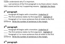 002 How To Write An Informational Essay Example Frightening Informative 6th Grade 7th Thesis