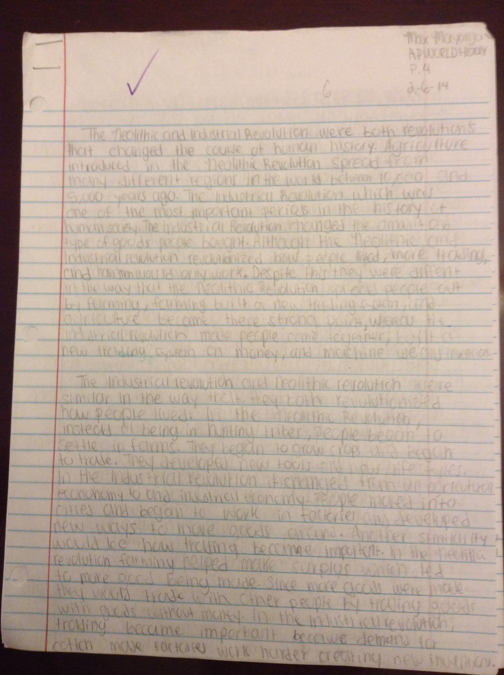 002 Image2010 Neolithic Revolution Essay Fearsome Turning Point Thematic Dbq Large