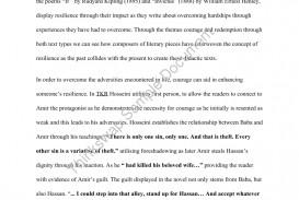 002 Kite Runner Essay Example 104561 Copyofthekiterunneressay41 Singular Topics Discussion Questions Chapter 22