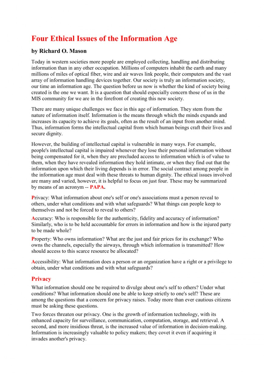 002 Largepreview Essay Example Ethical Problems Of Sensational E Commerce Issues Posed By E-commerce In 250 Words