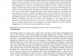 002 Largepreview Essay Example On Rivers Of Breathtaking Bangladesh Importance In
