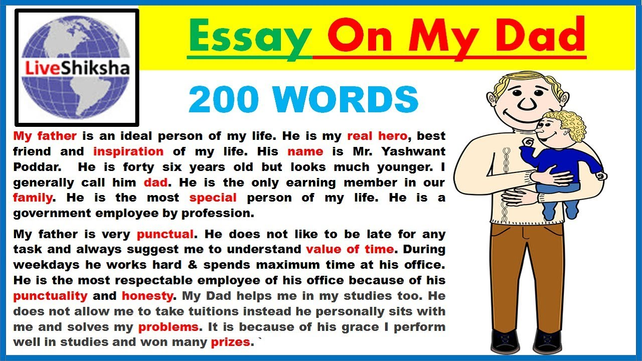 002 Maxresdefault Essay For My Father Phenomenal In Urdu 10 Lines Hindi Full
