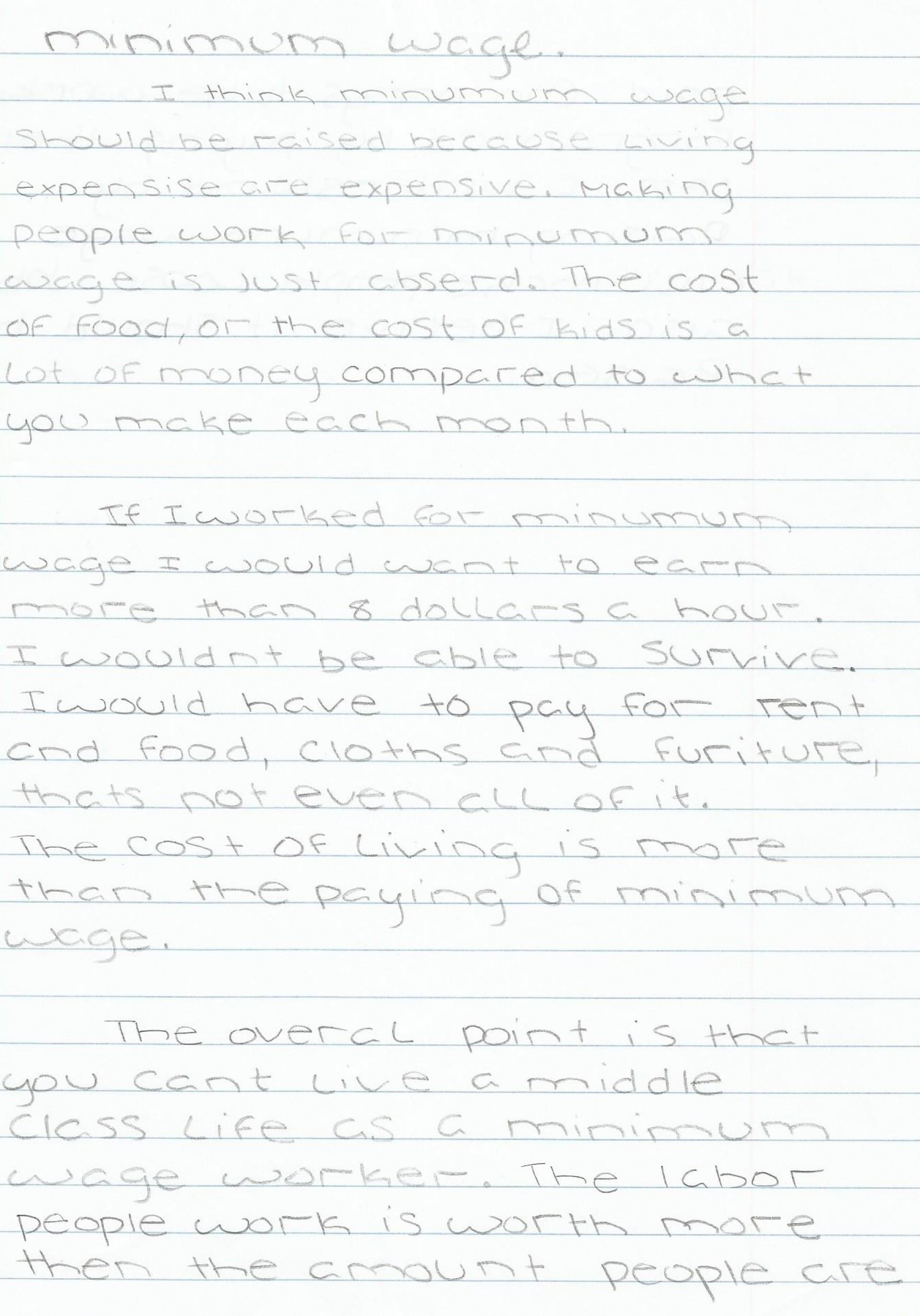 Effect of junk food essay
