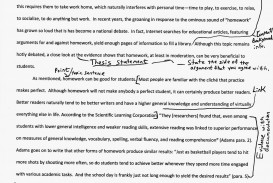 002 National Honor Society Essay Samples Excellent Junior