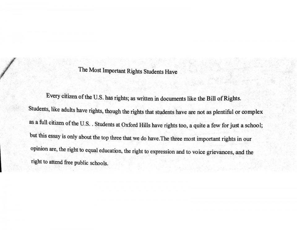 002 Observation Essay Example Archaicawful Classroom Examples Anthropology Paper Infant 960
