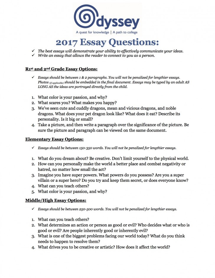 002 Odyssey Essay Topics 5829f1d2c75f9a7c5588b1c6 Proposed20essay20topics202017 Amazing Prompt Prompts 728