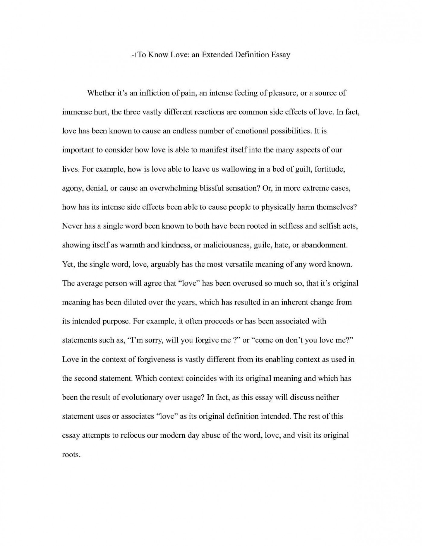 002 P1 Essay About Love Formidable Free Story For Friends 300 Words 1400