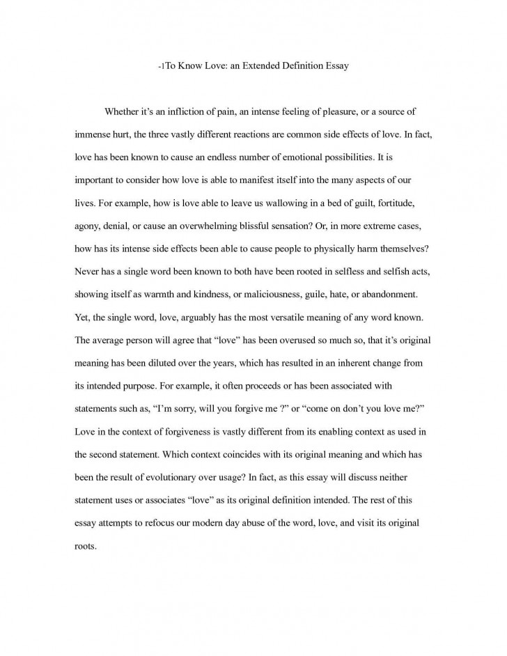 002 P1 Essay About Love Formidable Free Story For Friends 300 Words 728