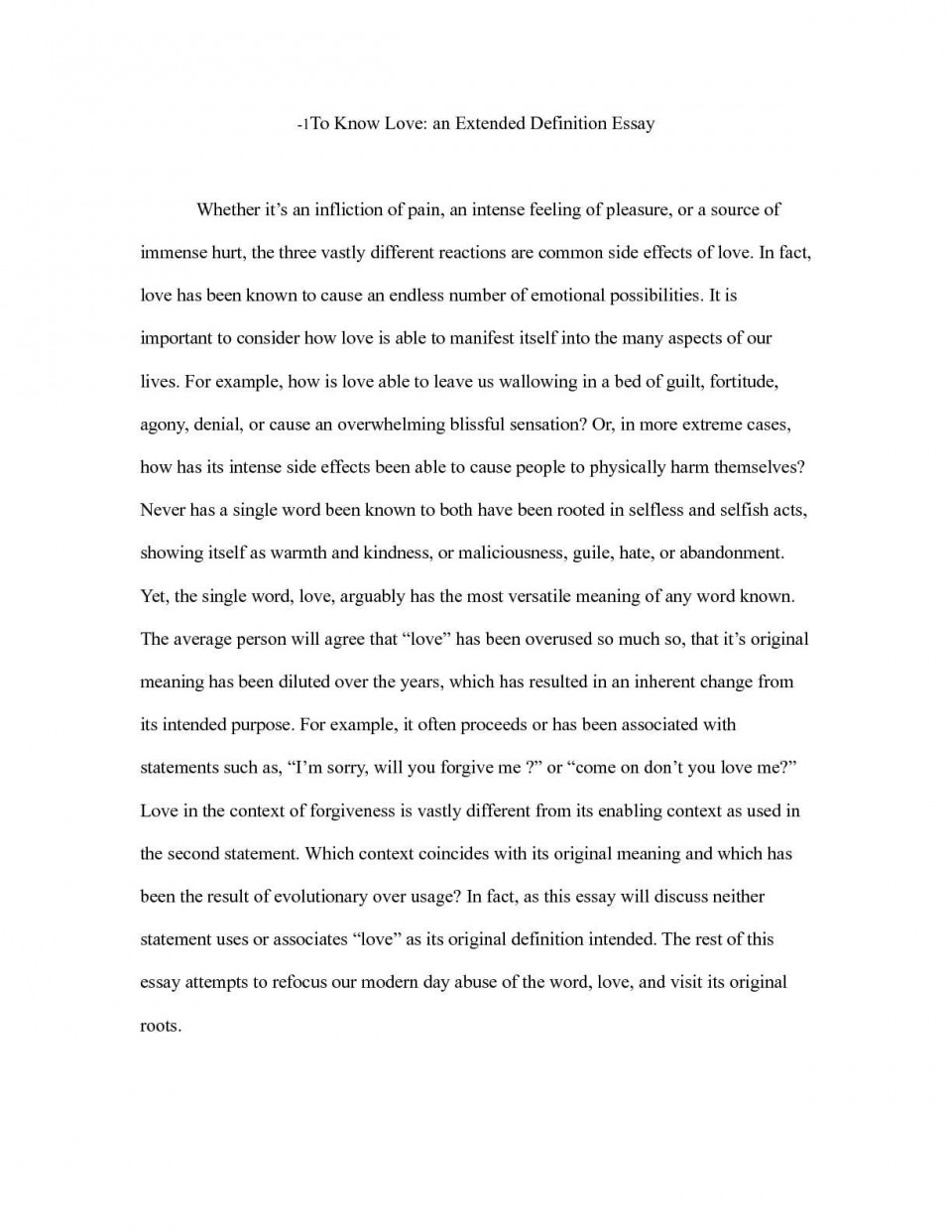 002 P1 Essay About Love Formidable Free Story For Friends 300 Words 960