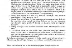 002 Paragraph Essay Example College Do Essays Have To Paragraphs Calam Eacute O Five Paragra Excellent 5 Pdf 320