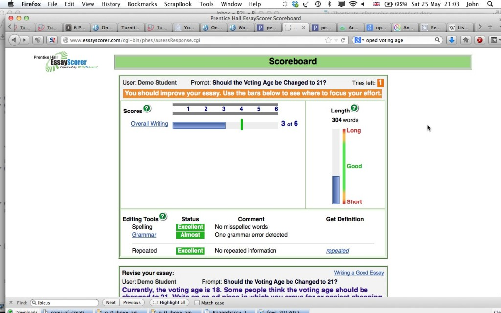 002 Pearson Essay Scorer Example Stupendous Free Administrator Login Large