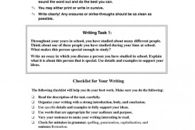 002 Person Studied Essay Prompt Customcb Prompts Incredible Examples College Writing For 4th Grade Expository High School