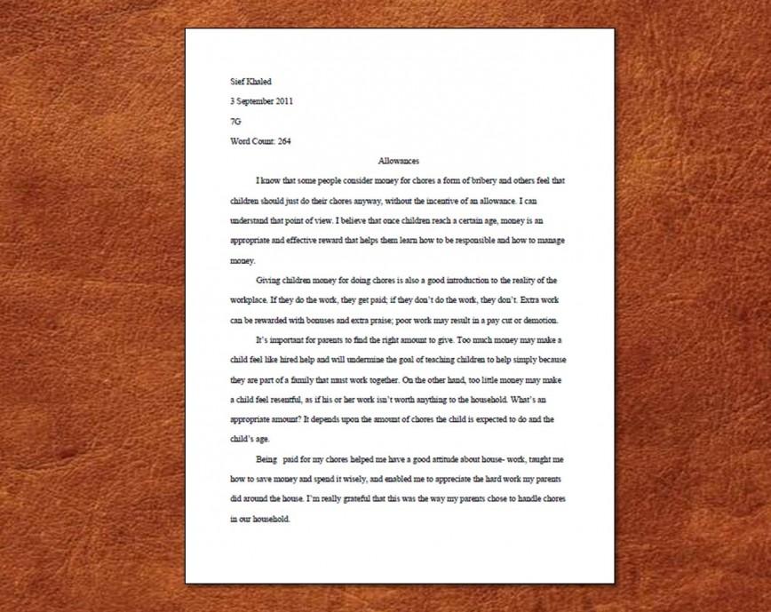 002 Picture1 Proper Essay Format Unique Paper Mla Example