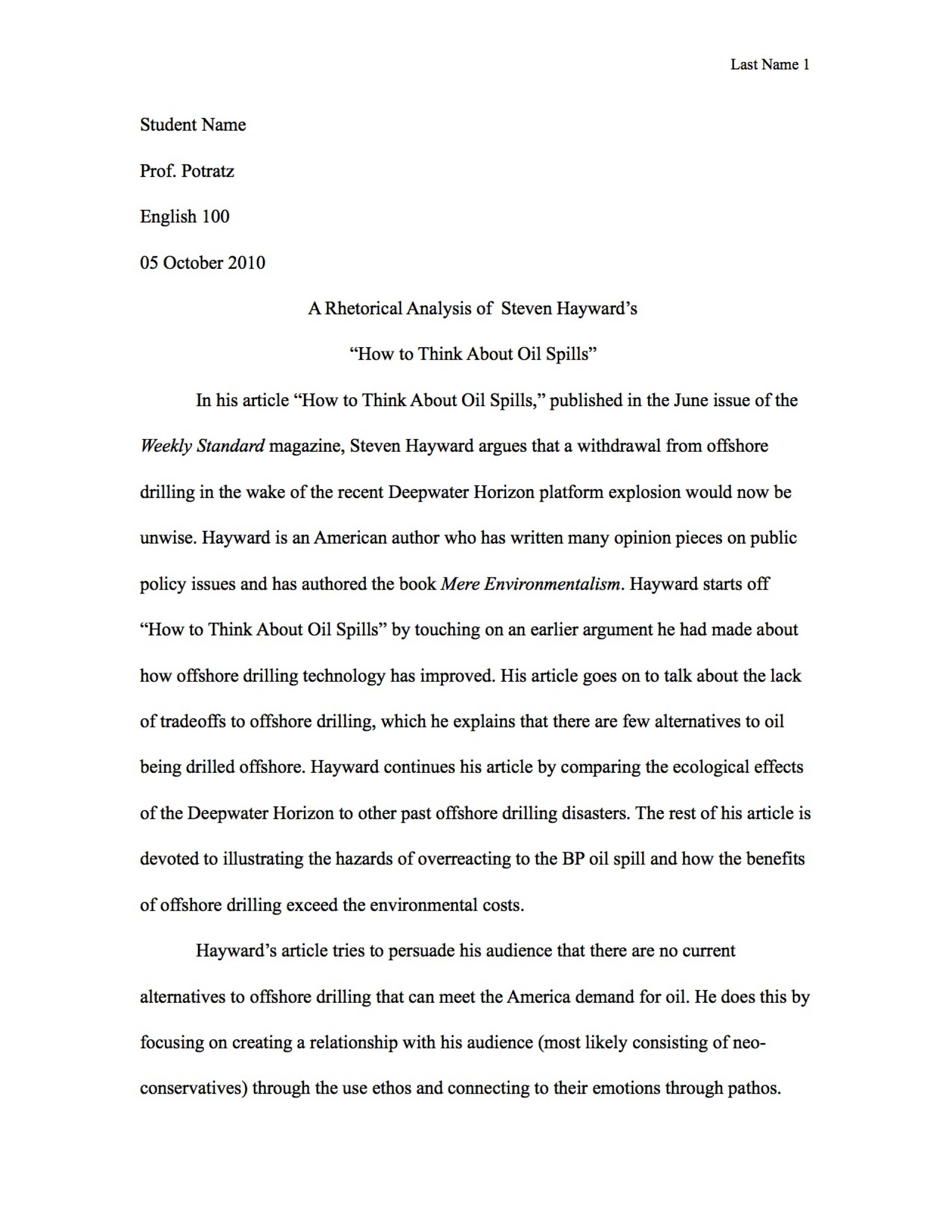 002 Rhetoric Essay Examples Of Rhetorical Analysis Essays Goal Blockety Co Example Song S Speech Movie
