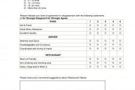 002 Sample Restaurant Review Essay Marvelous 320