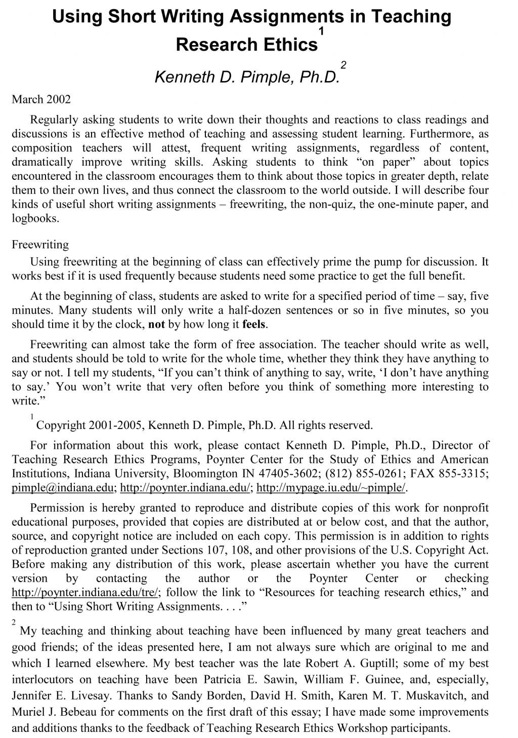 002 Sample Teaching College Essay Writing Imposing Service Reddit Custom Application Help Large