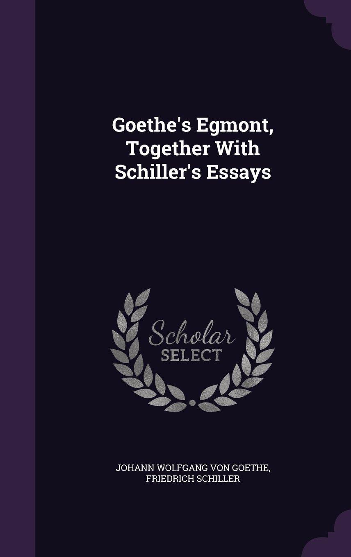 002 Schiller Essays 61lpiqhgzml Essay Awful Friedrich Full