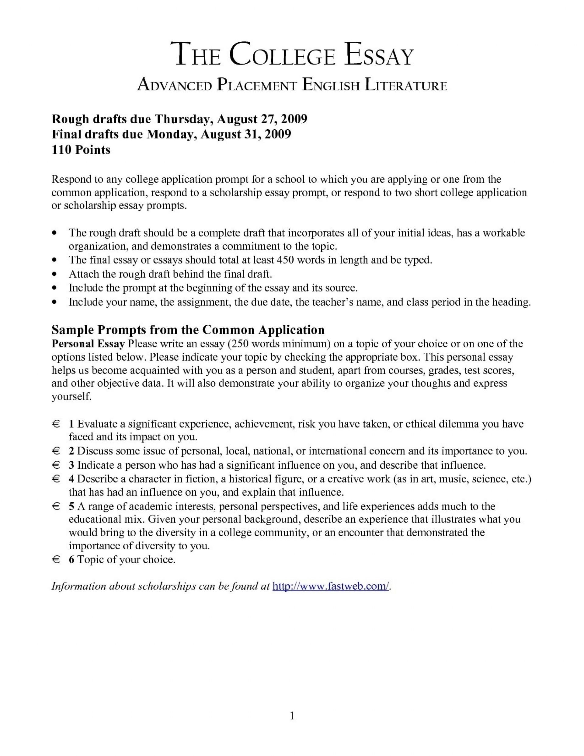 002 Scholarship Essay Prompts Example College Printables Corner Topics List Format Cover Letter And Bussin Magnificent Robertson 2018-19 Vanderbilt Washington Lee Johnson 1920
