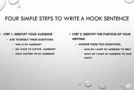 002 Slide 9 What Is Hook In Essay Excellent A An Expository Examples