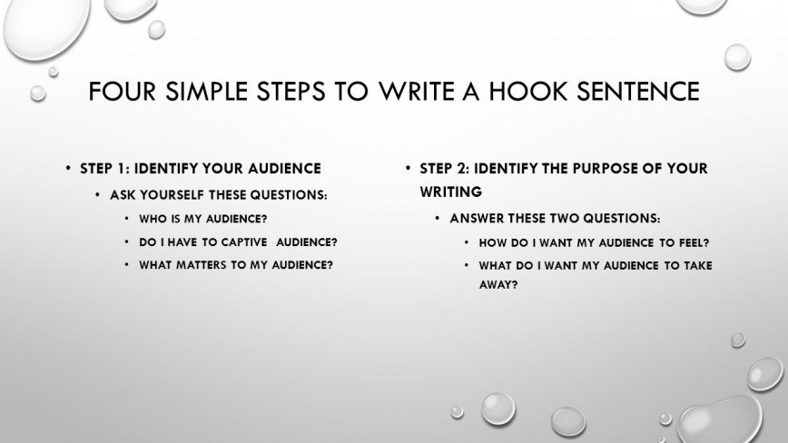 002 Slide 9 What Is Hook In Essay Excellent A An Expository Narrative Reverse