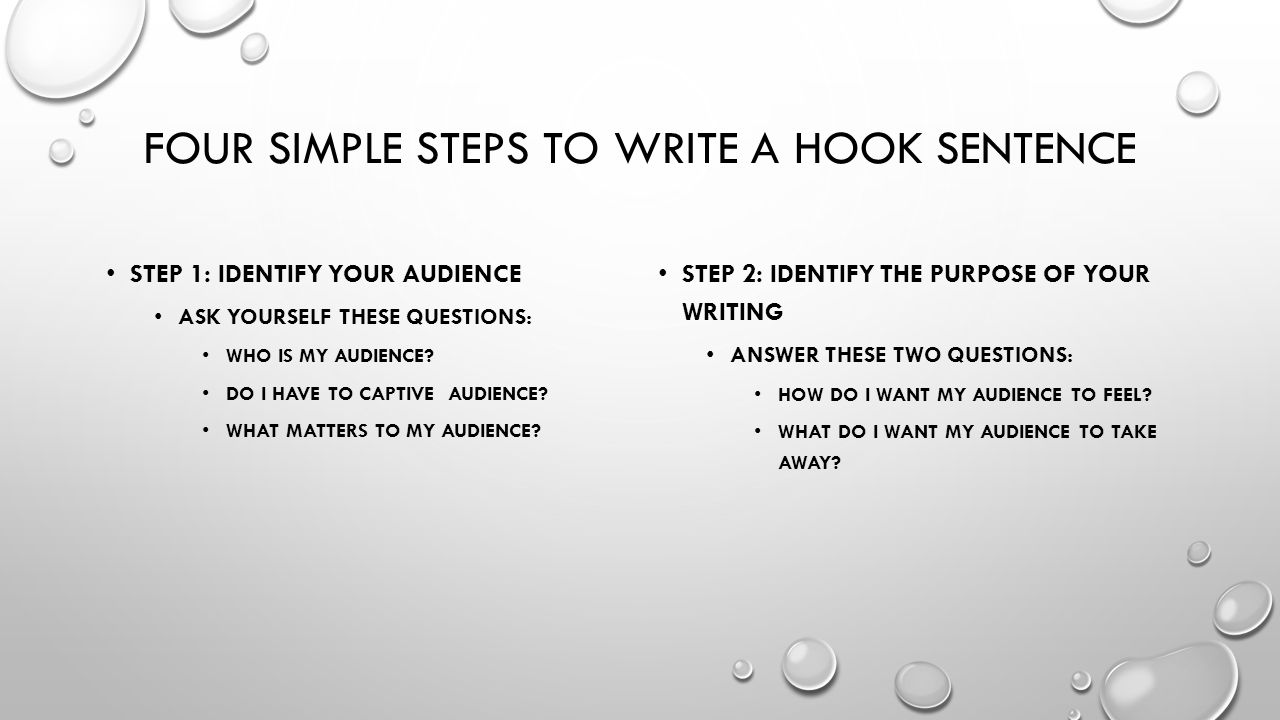 002 Slide 9 What Is Hook In Essay Excellent A An Examples Good Argumentative Full