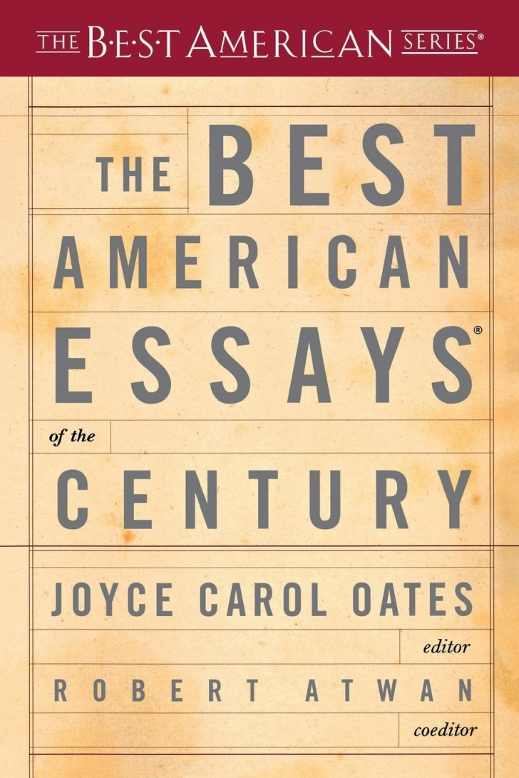002 The Best American Essays Essay Example Wonderful 2013 Pdf Download Of Century Sparknotes 2017 728
