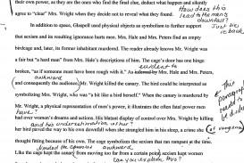 002 Trifles Essay Example Formidable Questions Feminism Topics 320