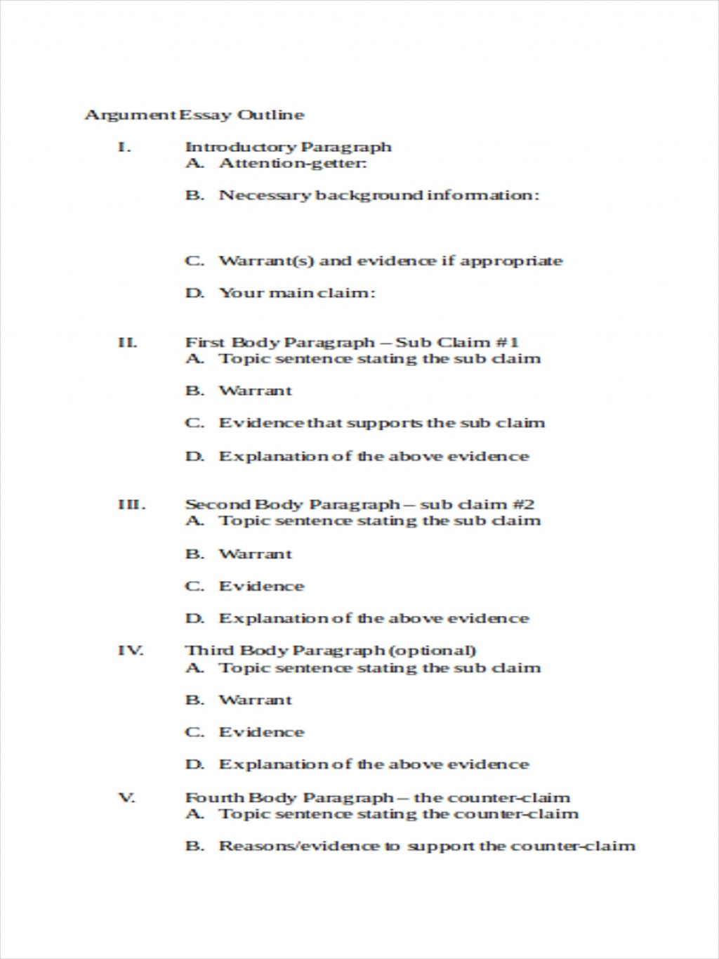 002 Warrant Essay Example 3490197733 In Singular Search Argumentative Large
