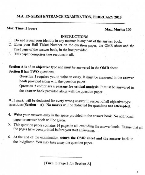 002 What Does Essay Mean In Spanish Help Buy Original How To Pick Good Up Definition Writing Tools Software Previous Year Question Papers Of Ma English Entrance Exam University Hyd Online Marvelous El 480