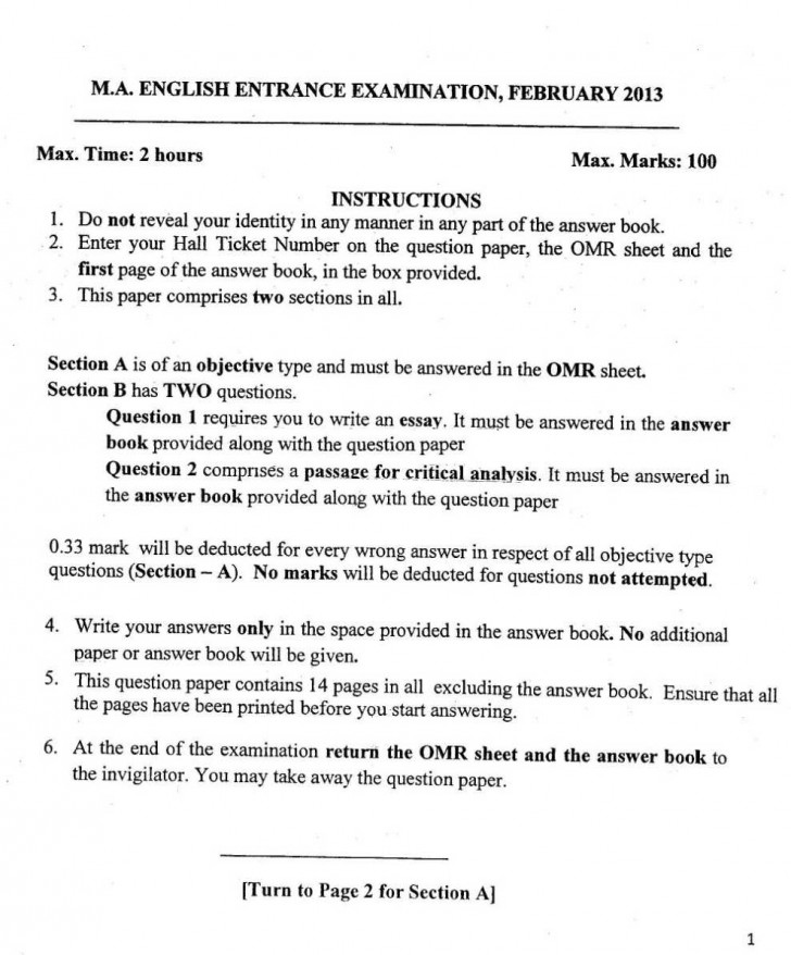 002 What Does Essay Mean In Spanish Help Buy Original How To Pick Good Up Definition Writing Tools Software Previous Year Question Papers Of Ma English Entrance Exam University Hyd Online Marvelous El 728